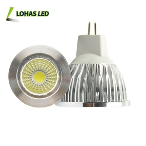 CE RoHS COB LED Spotlight 2W 3W 5W Mr16 Gu10 LED Spotlight 100 lm/w Ra>85 spotlight led