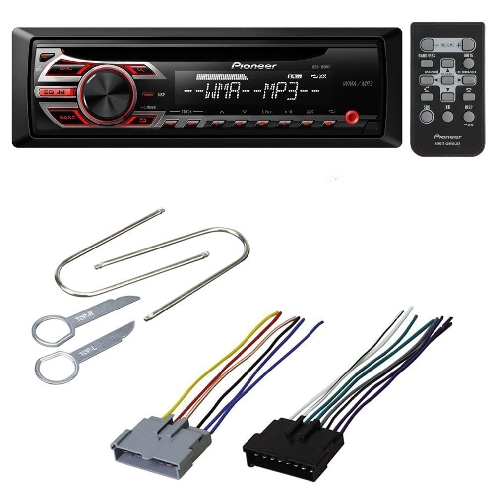 Get Quotations · CAR RADIO STEREO CD PLAYER HARNESS DT1 RADIO REMOVAL TOOL  FOR FORD AND LINCOLN