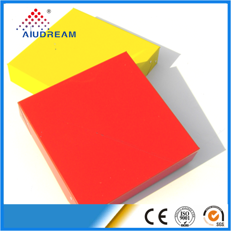 Sign usage ACM Material Aluminum Plastic Composite Panel Boards