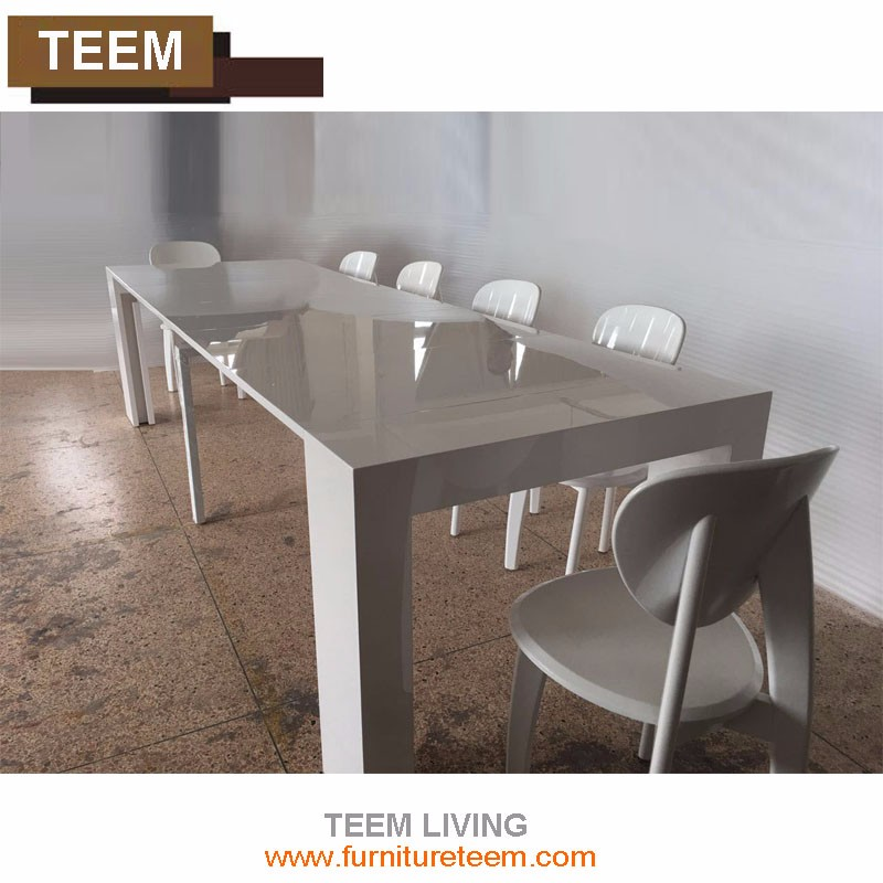 Telescopic Dining Table, Telescopic Dining Table Suppliers And  Manufacturers At Alibaba.com