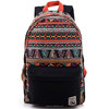 2017 High Quality indian pattern school bag