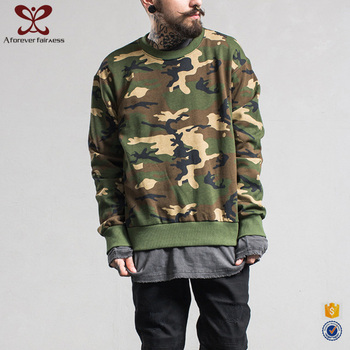 A Forever Fairness Cotton Men'S Camouflage Sweatshirt Hoodies