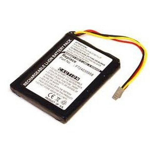 1200mAh Extended Battery for TomTom One IQ, V2, V3, V4, XL & XL-S GPS Devices (Not compatible with any of the TomTom One N14644 GPS Unit).