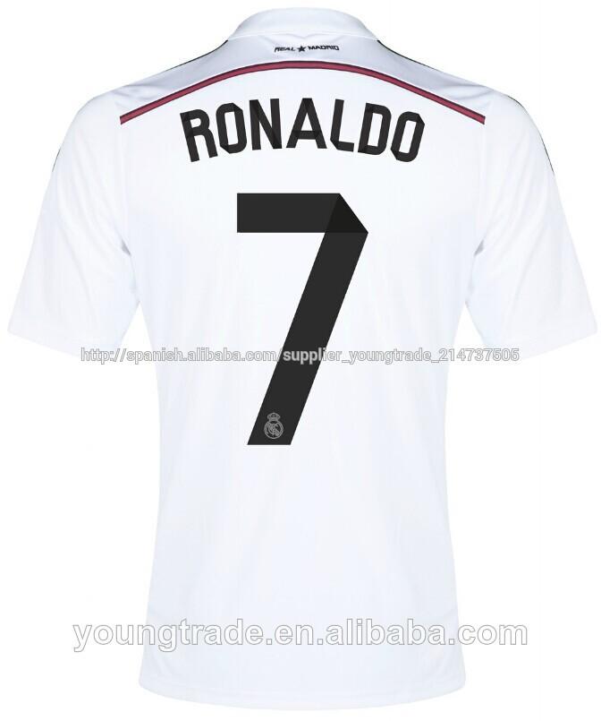 Camiseta Real Madrid C.Ronaldo