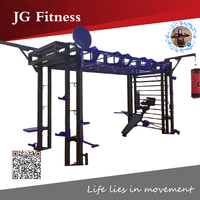DIP&Chin-up Station/Power Tower/Gym Fitness Equipment/Vertical Knee Raise/Boxing