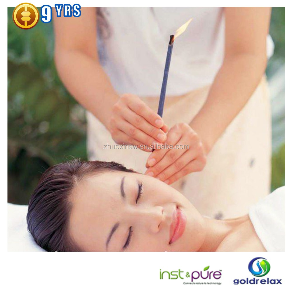 High quality ear candles whole selling