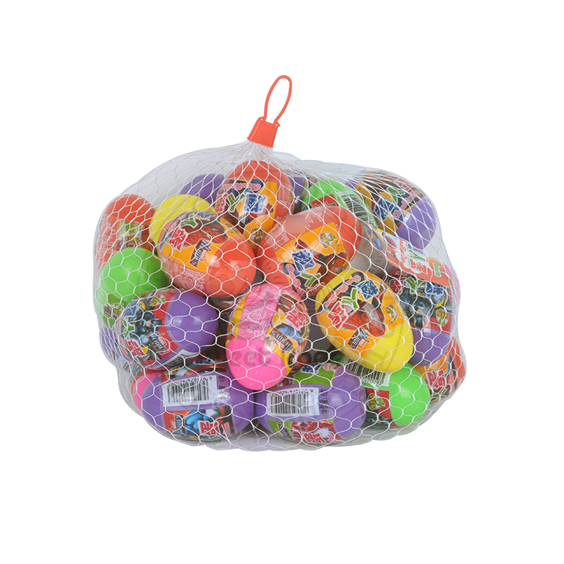 Plastic Surprise Egg Toy Candy