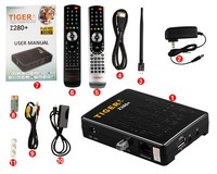 Tiger Z280+DVB-S2 IPTV Set Top Box Best Price