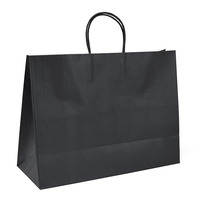 biodegradable shopping famous brand craft paper bag