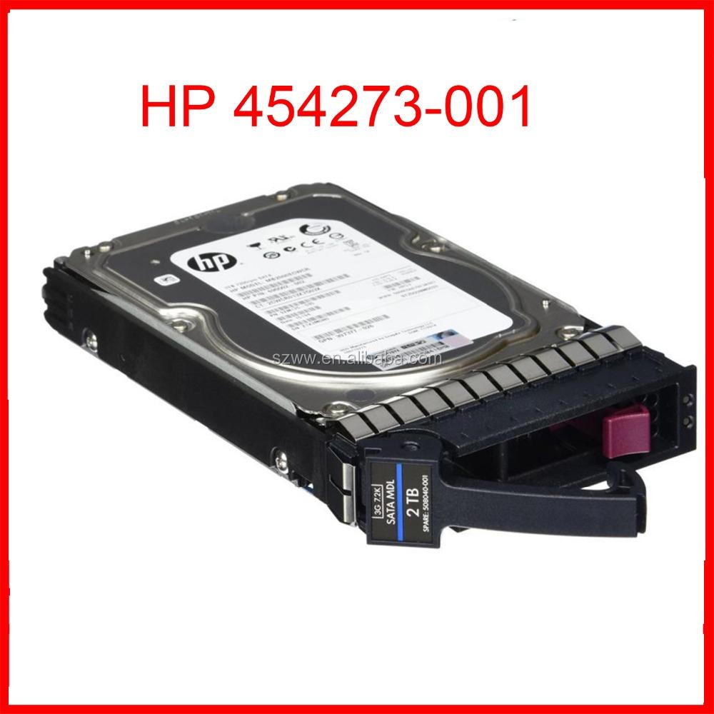 """HP 454146-B21 454273-001 WD1002FBYS 507515-003 1TB 3G SATA 7.2K RPM 3.5/"""""""