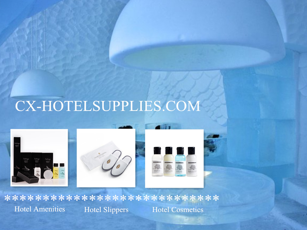 Chinese amenities supplier plastic botton hotel amenity with cheap price