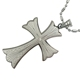 Special Design Cross 4 in 1 Energy Healthy Power Pendant Quantum Necklace