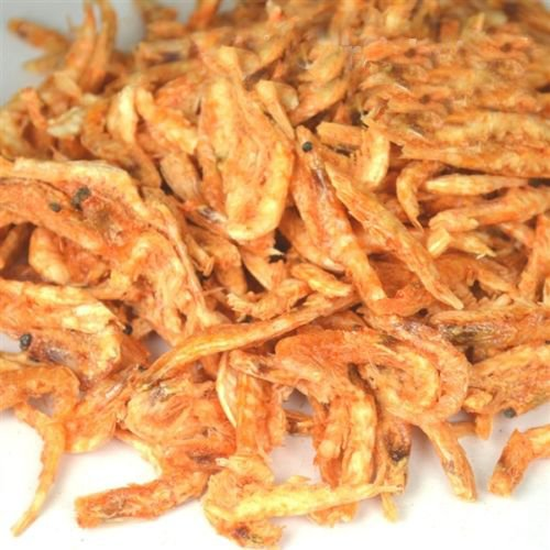 Aquarium Tropical Krill Freeze Dried Bulk Fish Food 1/4 LB