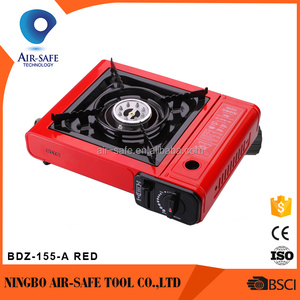 BDZ-155-A Good Quality Single Burner Portable Gas Stove Outdoor Camping Stove