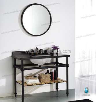 K 7004 Polished Italian Bathroom Vanity