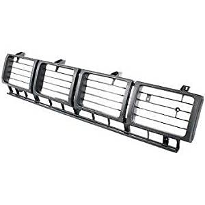 Diften 102-A8415-X01 - New Grille Assembly Grill Silver black Truck Toyota Pickup TO1200143 5310092301