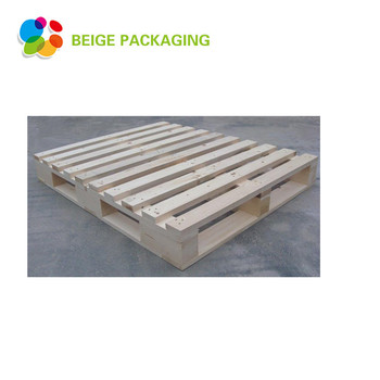 Beige euro wooden pallet with EPAL for sale