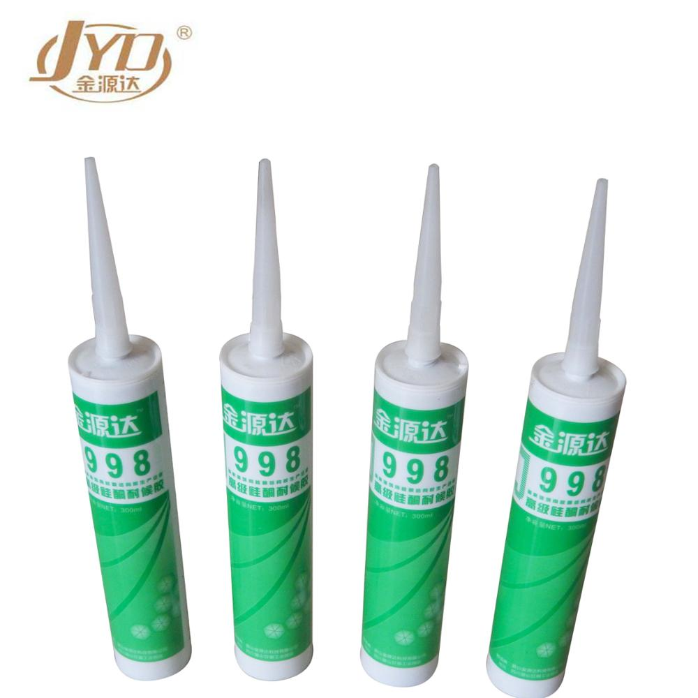 Neutral silicone weatherproofing sealant for stone rubber silicone for glass adhesive