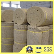 Roof Insulation Waterproof Rockwool Blanket/ Roll / Felt / Tape China Supplier