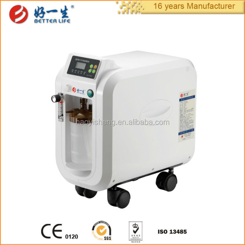 1- 3L household oxigen concentrator