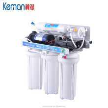 Whole house water filter RO system with pump