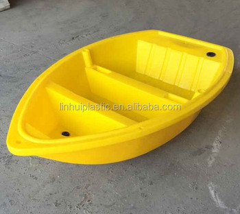 High Quality Small Work Boat Pe Boats No Inflatable For Sale