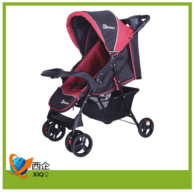 new baby born gift set double layer umbrella baby stroller buggy