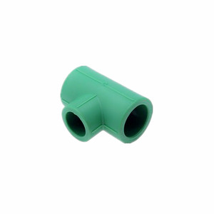 Tianjin manufacturer high quality ppr fittings equal tee