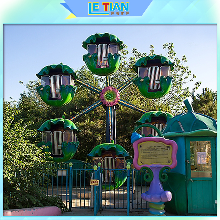 Kids Mini Ferris Wheel for sale Large Outdoor Playground Equipment Factory Price