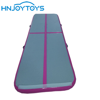 China Supplies New Design Inflatable Gym Mat Tumbling Track Air Track  For Training