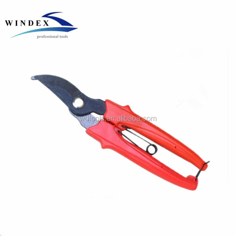 High carbon SK-5 steel new design garden shears grape pruning shears