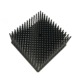 Square Shape Pre Drilled Passive Aluminum Heatsink with Excellent Heat Dissipation for Chip CXB3590/VERO29/CLU048