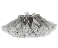 Girl tutu skirt Girls FIrst birthday Outfit baby tutu gray supe girls party dresses