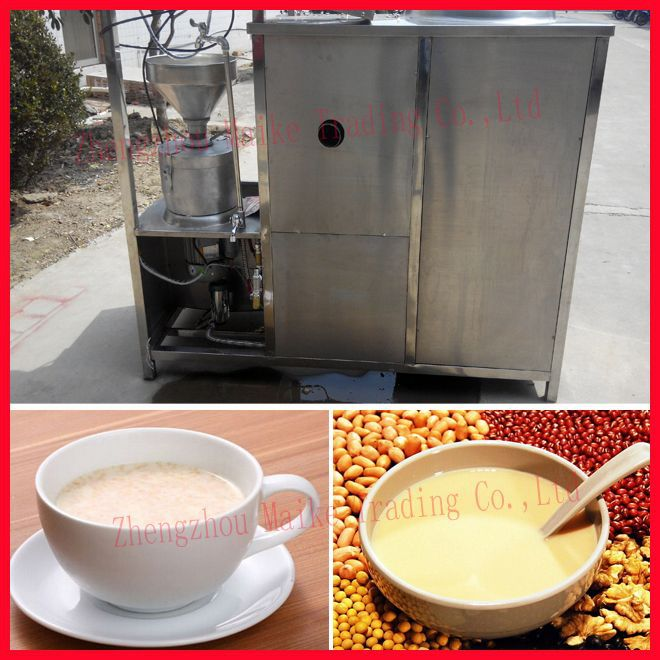 Professional new soya milk manufacturing machine