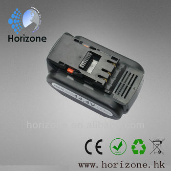 Replacement battery for Panasonic Power Tool EZ9L40,EZ9L42,EZ9L40 14.4V 3.0mAh