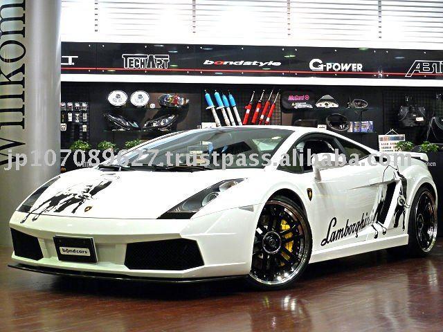 2006 Used Lamborghini Gallardo With Imsa Gtv Wide Body Kit And ...