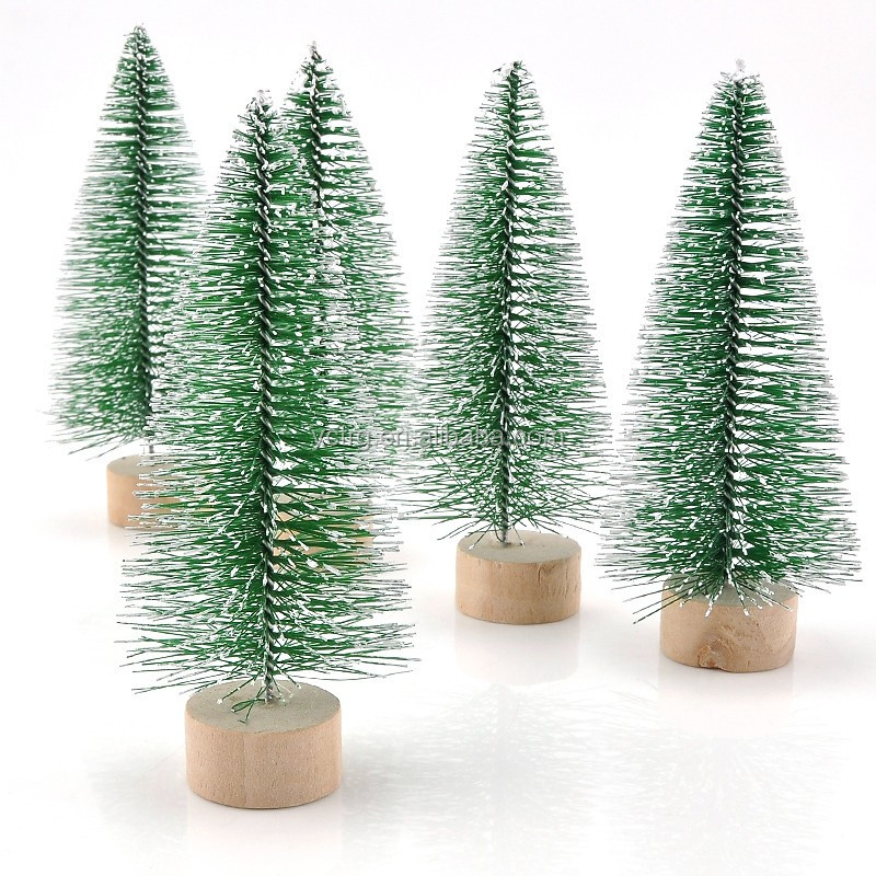 MINI Snow Pine Needle Tabletop