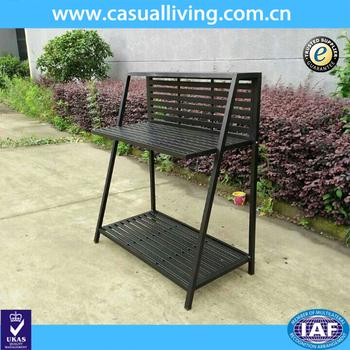 Outdoor Garden Metal Potting Bench - Buy Metal Potting Bench,Metal Potting  Bench,Metal Potting Bench Product on Alibaba.com