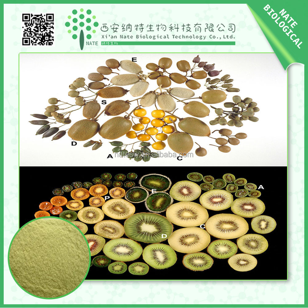 wholesale supply 10:1 kiwi fruit extract/free sample kiwi extract powder/low price kiwi juice powder