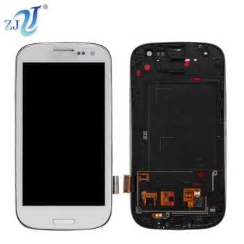 Original lcd screen display for samsung galaxy s3 i9300
