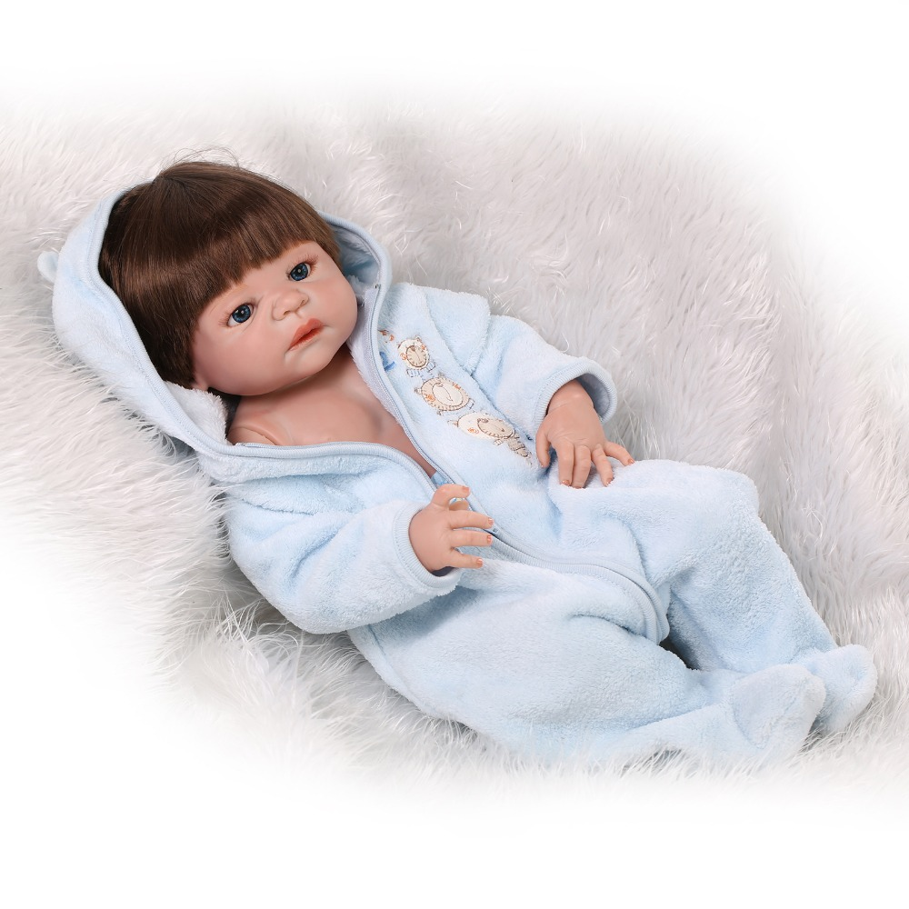 Online Get Cheap Full Body Silicone Baby For Sale