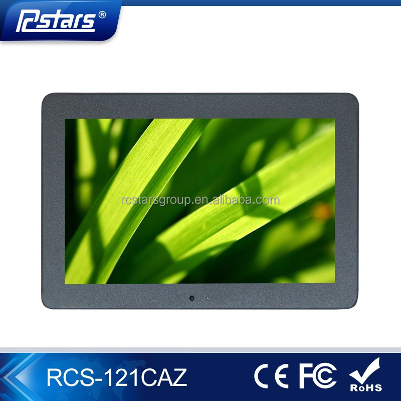Rcstars 12 inch lcd displays android digital information boards