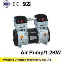 air compressor head pump silent oil-free mute air compressor head