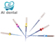 Dental super endodontic files endo file rotary niti for endomotor with apex locator