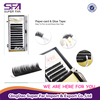 wholesale 100% hand made 0.03 C Korea silk eyelash extension for professional cosmetic store