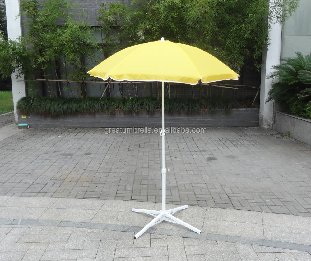 63 Pouces Publicité Parapluie De Plage Mini Parasol Parapluie Pièces
