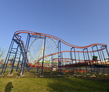 Backyard Small Roller Coasters Car For Sale - Buy Small ...