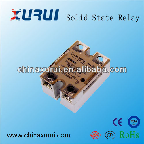 voltage regulator 240v solid state relay / voltage protection relay / single phase adjustable low voltage relay