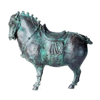 Tpal 151 Tang Dynasty Bronze Horse