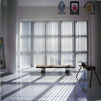 motorized blackout vertical blinds Guangzhou supplier